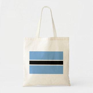 Bolso De Tela Bandera de Botswana