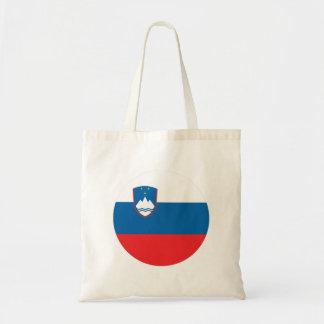 Bolso De Tela Bandera de Eslovenia