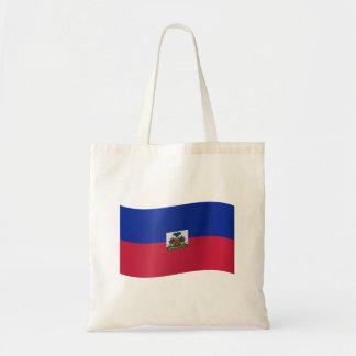 Bolso De Tela Bandera de Haití