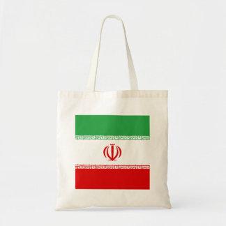 Bolso De Tela Bandera de Irán