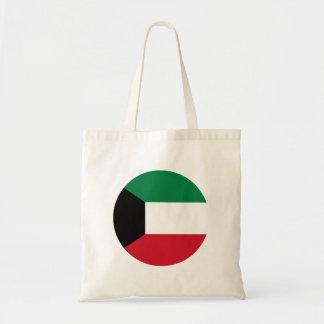 Bolso De Tela Bandera de Kuwait