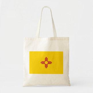 Bolso De Tela Bandera de New México
