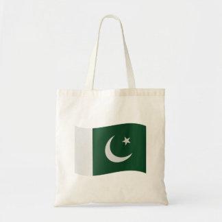 Bolso De Tela Bandera de Paquistán