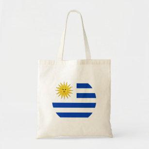 6517936c5 Bolsos Bandera Nacional De Uruguay | Zazzle.es