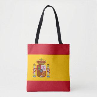 Bolso De Tela Bandera nacional de España