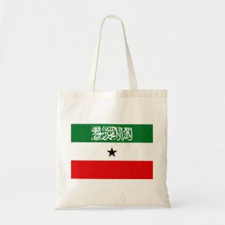 Bolso De Tela Bandera nacional del mundo de Somalilandia