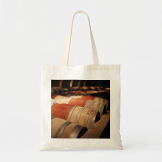 Bolso De Tela barriles de vino