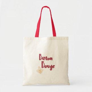 Bolso De Tela Bastón Bouge