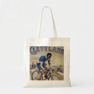 Bolso De Tela bicicleta del vintage