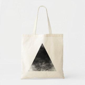 Bolso De Tela Black Triangle