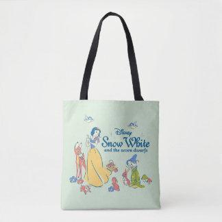 Bolso De Tela Blanco como la nieve y narcotizado con los amigos