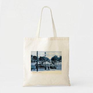 Bolso De Tela Bulevar magnífico, vintage de Chicago, Illinois