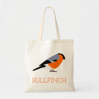 Bolso De Tela Bullfinch