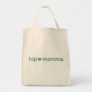 Bolso De Tela Cadera Momma para la conciencia de la displasia de