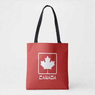 Bolso De Tela Canadá