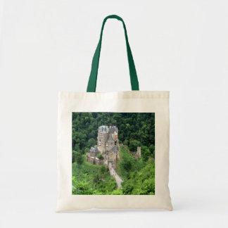 Bolso De Tela Castillo de Eltz del Burg, Alemania