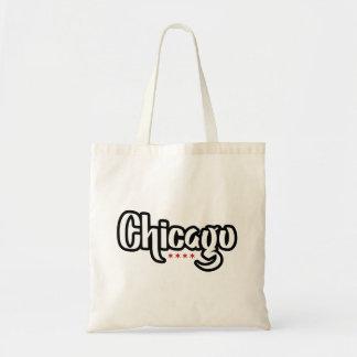 Bolso De Tela Chicago