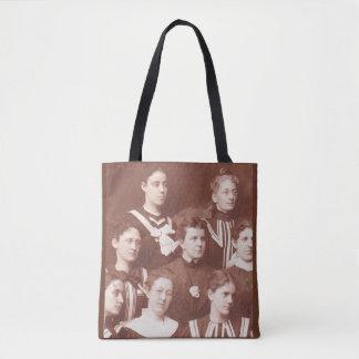 Bolso De Tela circa el coro de 1905 mujeres imprima