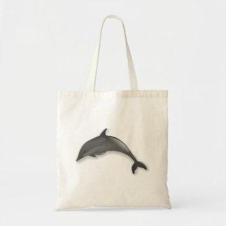 Bolso De Tela Delfín