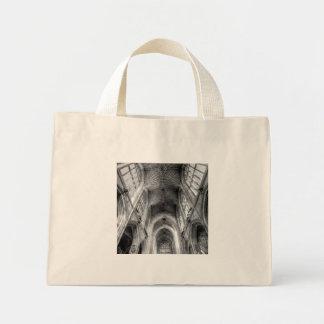 Bolso De Tela Diminuto Abadía Somerset Inglaterra del baño