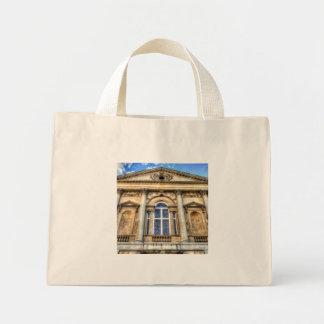 Bolso De Tela Diminuto Baño romano