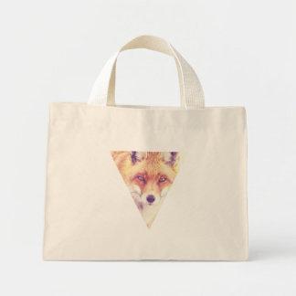 Bolso De Tela Diminuto Foxe Eyes