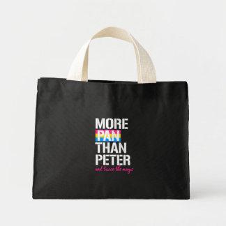 Bolso De Tela Diminuto Pansexuality - más cacerola que Peter y dos veces