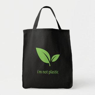 Bolso De Tela Diseño gráfico negro verde verde de la vida el |