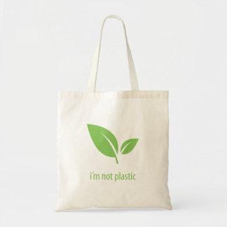 Bolso De Tela Diseño gráfico verde verde de la vida el |