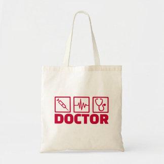 Bolso De Tela Doctor