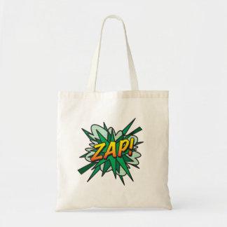 Bolso De Tela ¡El cómic ZAP!