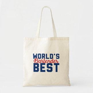 Bolso De Tela El mejor camarero del mundo