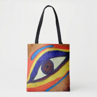 Bolso De Tela el ojo