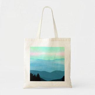 Bolso De Tela El paisaje de Great Smoky Mountains