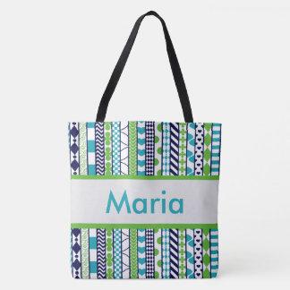 Bolso De Tela El tote personalizado de Maria