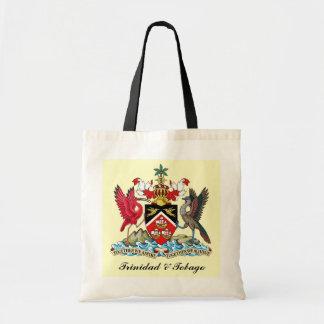 Bolso De Tela Escudo de armas de Trinidad and Tobago