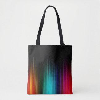 Bolso De Tela Espectro del arco iris