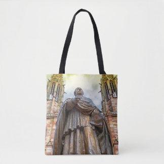 Bolso De Tela Estatua de Charles-Emilio Freppel, Obernai,