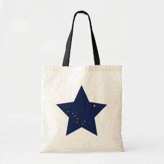 Bolso De Tela Estrella de Alaska