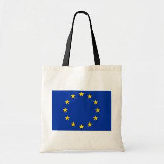 Bolso De Tela Europa estandarte