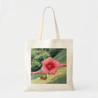 Bolso De Tela Flor de la isla