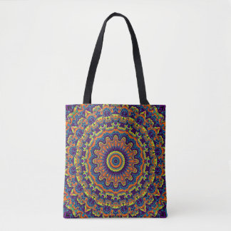 Bolso De Tela Flower power…
