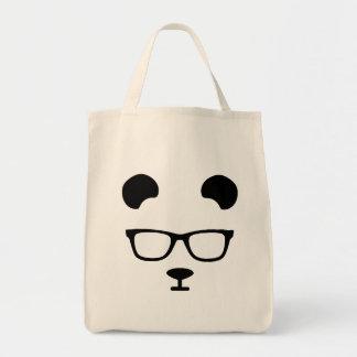 Bolso De Tela Friki de la panda