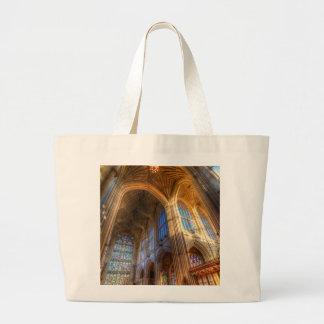 Bolso De Tela Gigante Arquitectura de la abadía del baño