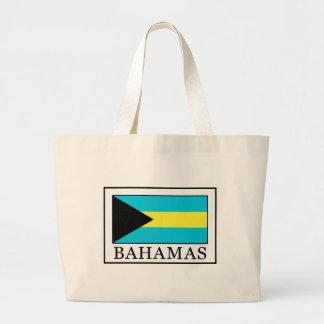 Bolso De Tela Gigante Bahamas