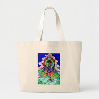 Bolso De Tela Gigante Buddhism tibetano Thangka budista Ucchusma
