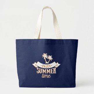 Bolso De Tela Gigante ¡El verano está llamando! Tiempo de la aventura