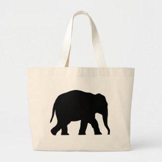 Bolso De Tela Gigante Elefante