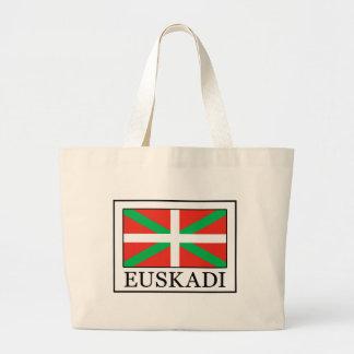 Bolso De Tela Gigante Euskadi