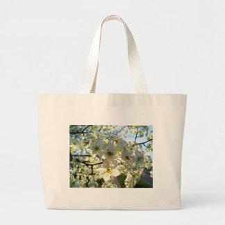 Bolso De Tela Gigante Flores del cerezo de Yoshino